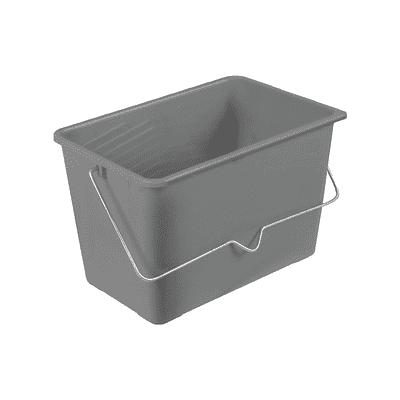 Secchio pittura e ricarica NESPOLI in plastica 8 L