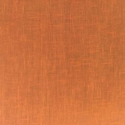 Tendina vetro Kinaros arancione tunnel 60 x 240 cm