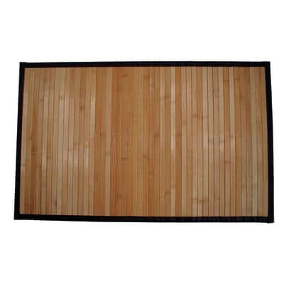 Tappeto Cucina antiscivolo Classic multicolore e naturale 80x50 cm
