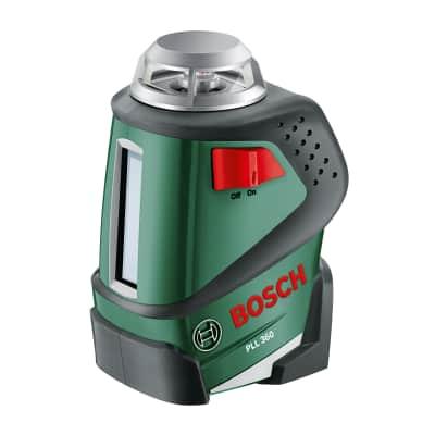 Livello laser BOSCH PLL 360 rosso