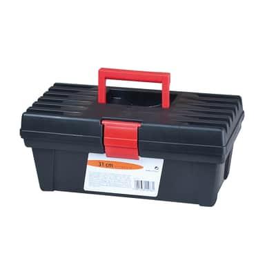 Cassetta attrezzi L 16.7 x H 13 cm, profondità 10.5 mm