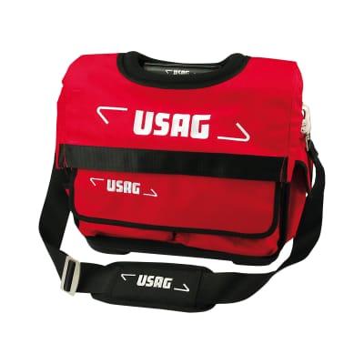 Borsa porta attrezzi USAG L 42 x H 34 cm, profondità 240 mm