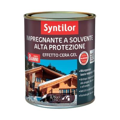 Impregnante a base solvente SYNTILOR pino 0.75 L