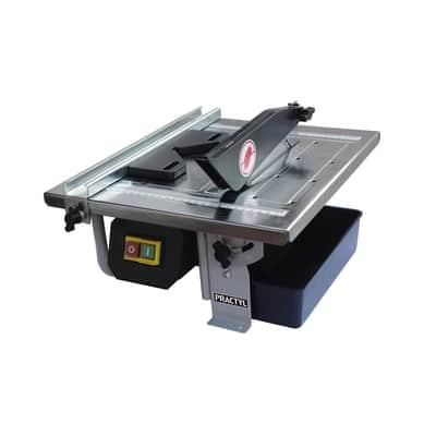 Tagliapiastrelle elettrica PRACTYL Ø disco 180 mm, H taglio 33 mm, 600 W