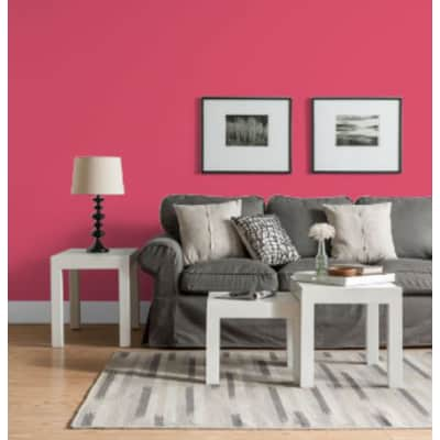 Pittura murale LUXENS 2.5 L rosa blush 3