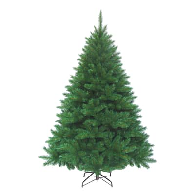 Albero di natale artificiale New King Pine verde H 300 cm