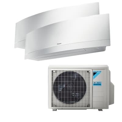 Climatizzatore dualsplit DAIKIN Emura 13600 BTU classe A++