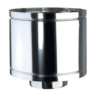 Terminale Anti intemper DP coib d.180/230 in inox 316l (elevata resistenza in condizioni climatiche estreme)