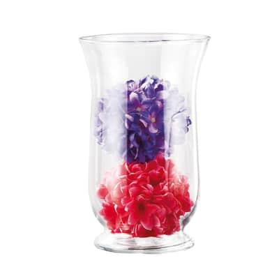 Vaso in vetro Moth H 24.5 cm Ø 15 cm
