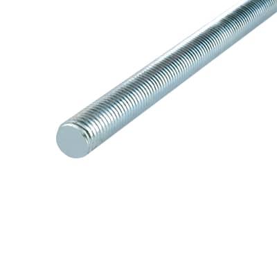 Barra filettata STANDERS in acciaio Ø M6 L 20 mm