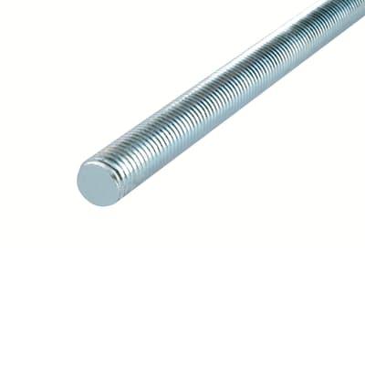Barra filettata SUKI in acciaio Ø M4 L 1000 mm