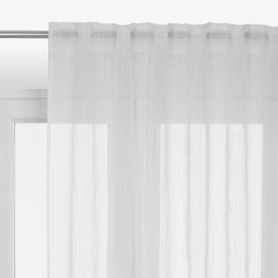 Tenda INSPIRE Lolita bianco tape raccogliendo 300 x 280 cm