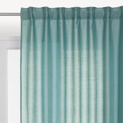 Tenda INSPIRE Newsilka azzurro nastro tenda con anse nascoste 200.0x280.0 cm