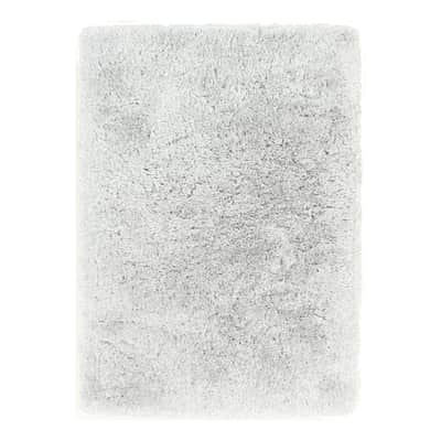 Tappeto Shaggy artic grigio 180x270 cm