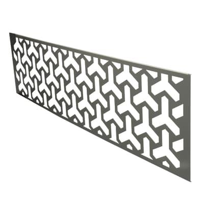 Inserto COMPOSITE PREMIUM Premium XL Triptyc grigio 148.3 x 37 cm