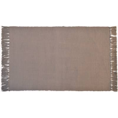 Tappeto Basic marrone 50x80 cm