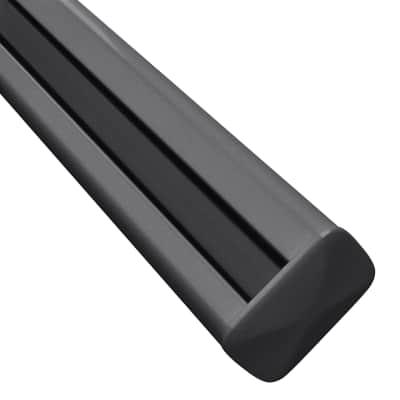 Palo multifunzione COMPOSITE PREMIUM Premium grigio L 5 x H 115 cm