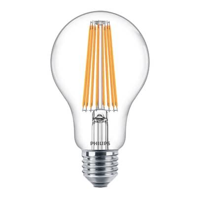 Lampadina LED E27 goccia bianco freddo 11W = 1521LM (equiv 100W) 360°