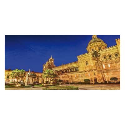 Pannello decorativo Cattedrale Catania 210x100 cm