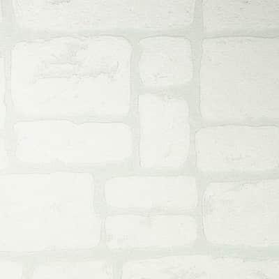 Carta da parati Casolare grigio