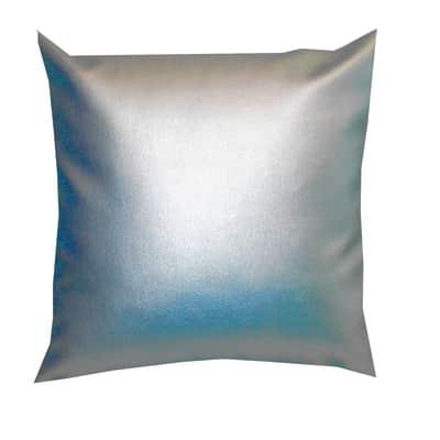 Cuscino Silvia argento 42x42 cm
