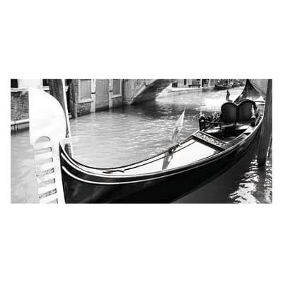 Pannello decorativo Venezia gondola 210x100 cm