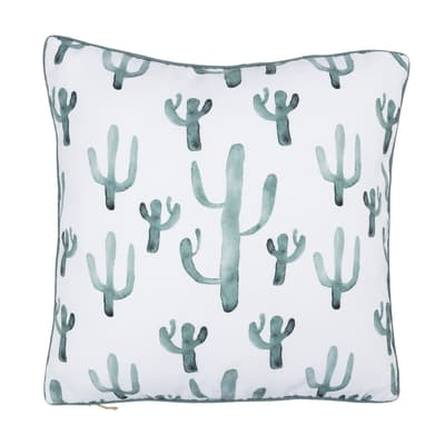 Cuscino Cactus multicolore 40x40 cm Ø 0 cm
