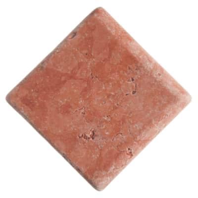 Listello Marmo rosso L 13 x H 13 cm