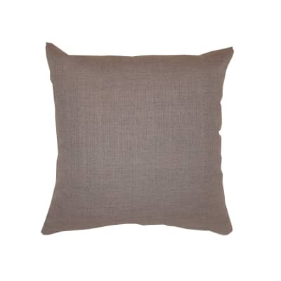 Cuscino grande INSPIRE Ilizia grigio 60x60 cm