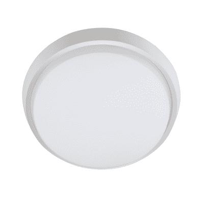 Plafoniera Selene LED integrato in alluminio, bianco, 10W 900LM IP54