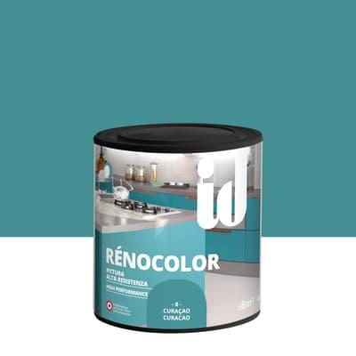Vernice Renocolor curacao 0.45 L blu