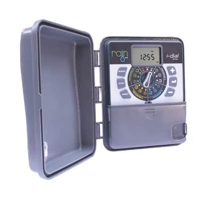 Programmatore alimentazione elettrica RAIN I-DIAL trasformatore interno outdoor 6 vie
