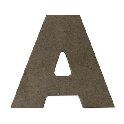 Scritta A 17x15 cm