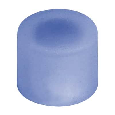 Fermaporta REI 2-349.08 in plastica 2 pezzi