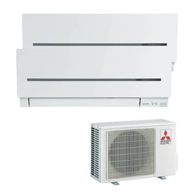 Climatizzatore dualsplit MITSUBISHI MXZ-2D52VA2 + MSZ-SF35 + MSZ-SF35 3.5 9000 BTU classe A++