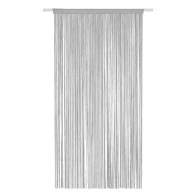 Tenda Spaghetti grigio tunnel 140 x 270 cm