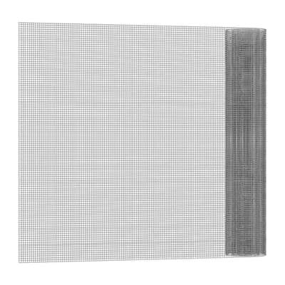 Rotolo di rete metallica saldato Electrozinc grigio / argento L 25 x H 1 m