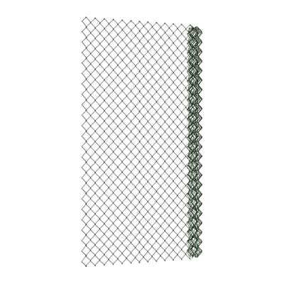 Rotolo di rete metallica a torsione semplice Ideal verde L 25 x H 1.5 m