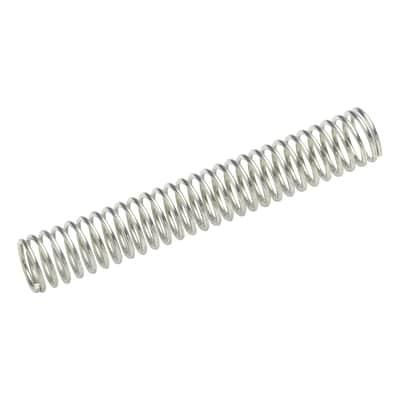 Molla di compressione STANDERS in acciaio zincato zincato L 35 mm, 10 pezzi