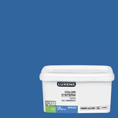 Pittura murale LUXENS 2.5 L blu 2