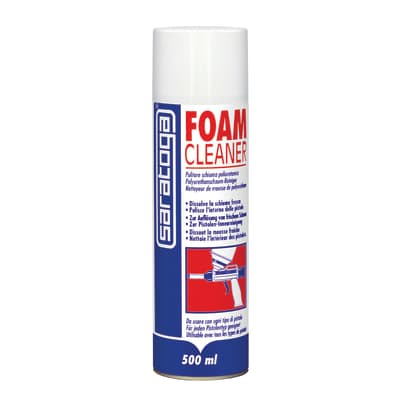 Detergente per schiuma e pistola Foam cleaner trasparente 0,5