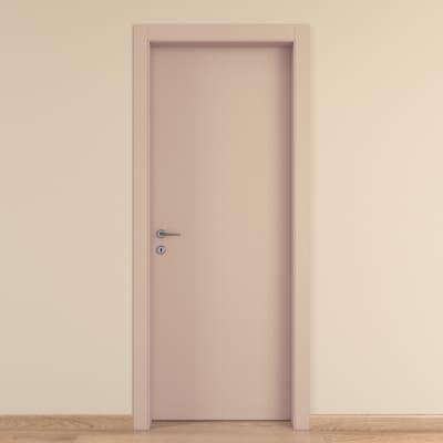 Porta a battente Klimt kaki L 60 x H 210 cm destra