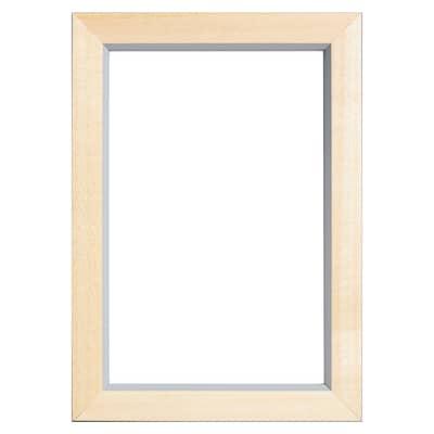 Cornice Carina grigio per foto da 20X30 cm