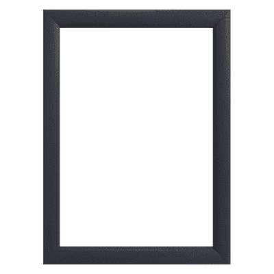 Cornice INSPIRE Pulp nero per foto da 30X40 cm