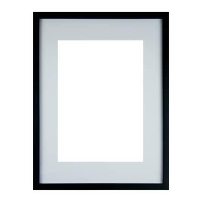 Cornice Inspire Milo nero  30 x 40 cm