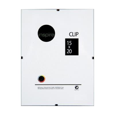 Cornice a giorno INSPIRE Clip per foto da 15x20 cm