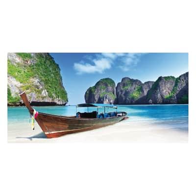 Quadro su tela Paradise Beach 90x190 cm