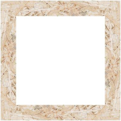 Cornice INSPIRE Chamonix naturale per foto da 20x20 cm