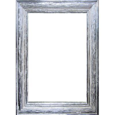 Cornice INSPIRE Louise argento per foto da 20X25 cm