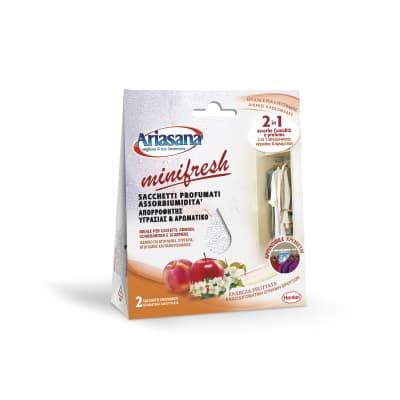 Assorbitore di umidità HENKEL Ariasana Minifresh Frutta fruttato 2 x 50 g